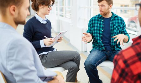 Groups and Substance Abuse Treatment